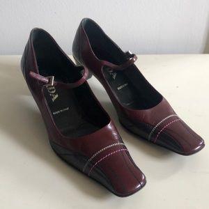 Prada shoes, unique & modern, size 6